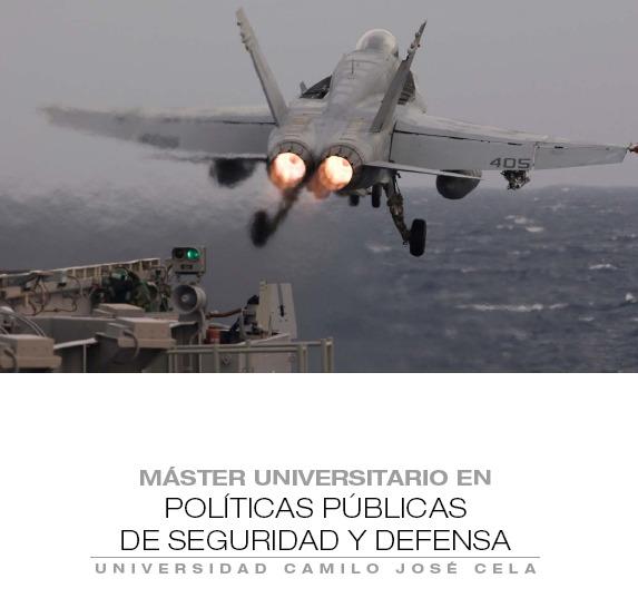 Master Universitario en Políticas Públicas de Seguridad y Defensa
